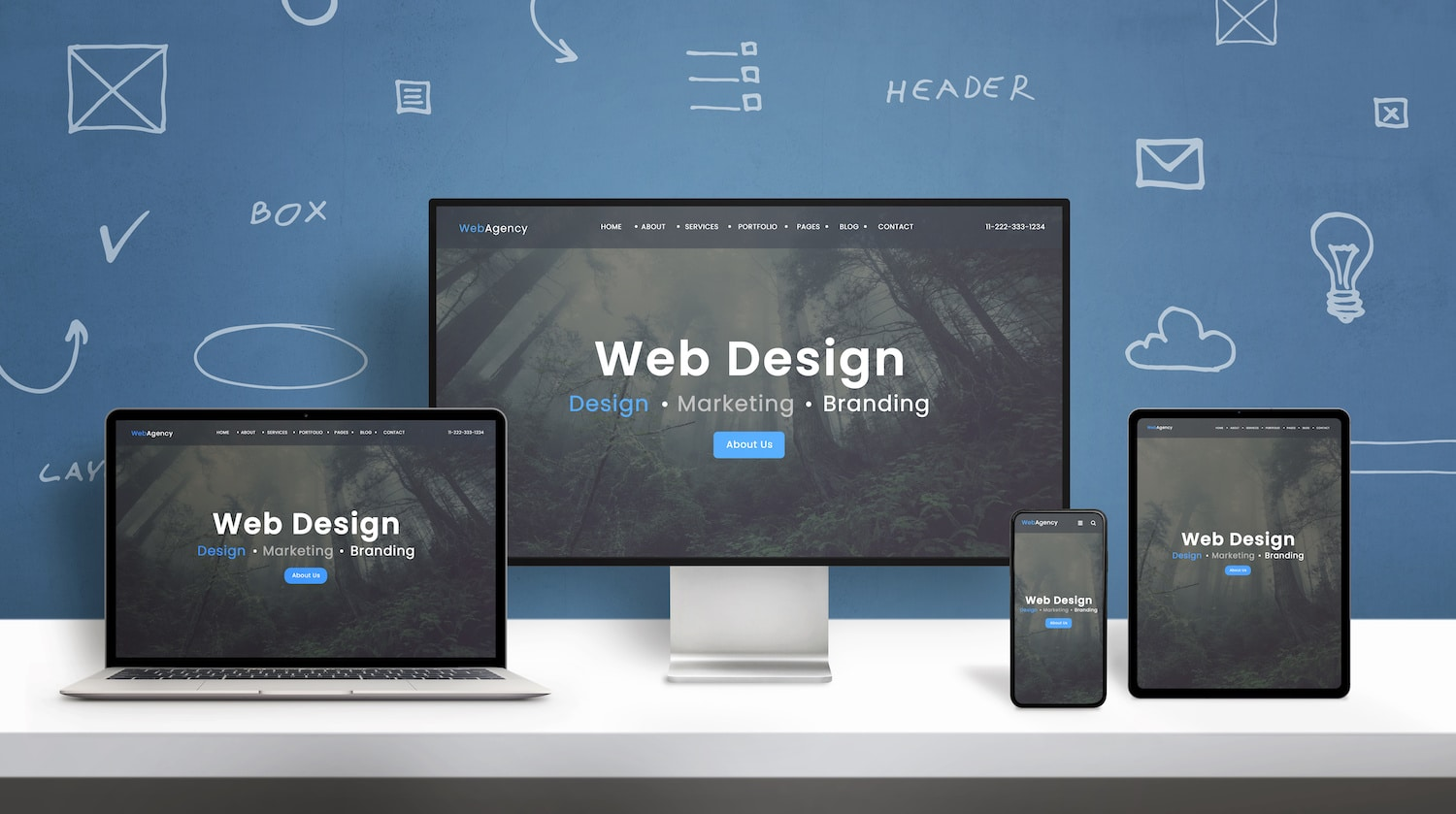Web Design Louisville | Pure Code Digital Agency | Web Developer | custom website design | E-commerce website | black web developers