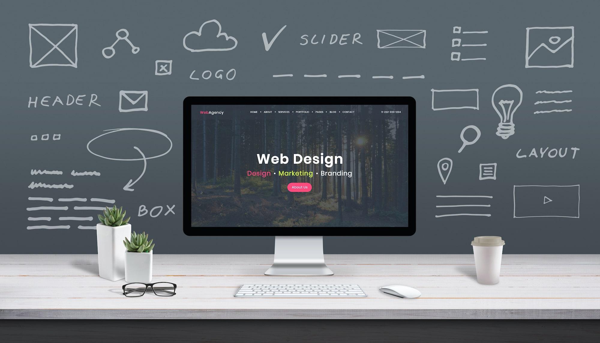 Web Design Louisville | Pure Code Digital Agency | Web Developer | custom website design | E-commerce website